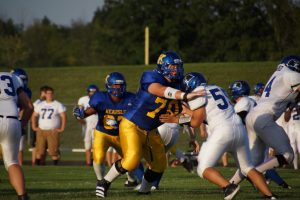 Varsity Football vs. Brandon – 8/23/12