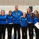 Domination!  All six Kearsley girls bowlers qualify for individual state finals
