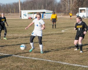Girls Soccer vs. Lakeville – 4/2/14