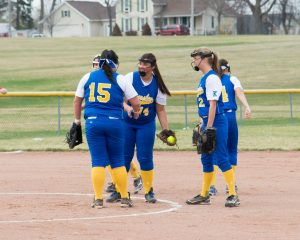 Varsity Softball at Lapeer West