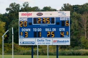 JV Football vs. Beecher – 8/27/14