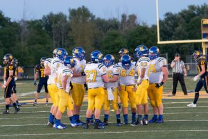 Varsity Football at Goodrich – 9/6/14