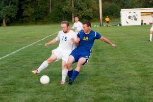 Soccer vs. Imlay City – 9/4/14