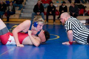 Wrestling vs. Holly/Linden