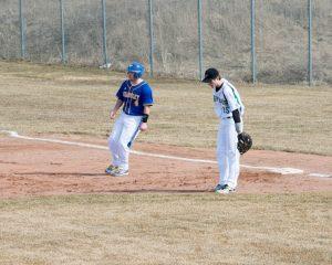 V Baseball vs. Lapeer