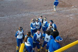 V Softball vs. Lapeer