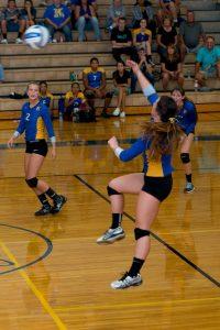 Varsity Volleyball vs. Flushing