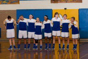Girls Varsity Basketball vs. Swartz Creek