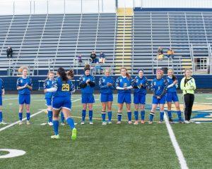 Girls Soccer vs. Goodrich