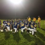 Kearsley High School Varsity Football beat Mt. Morris 20-13