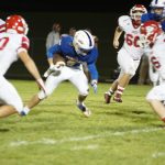 Kearsley High School Varsity Football beat Swartz Creek 67-52