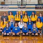 Volleyball earns Academic All-State award; Jankowski, Meyer and Wager receive individual honors