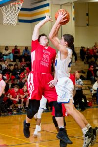 Boys Varsity Basketball vs. Swartz Creek