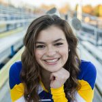 Kassidy Krist named Flint Metro League Scholar-Athlete of the Month for March