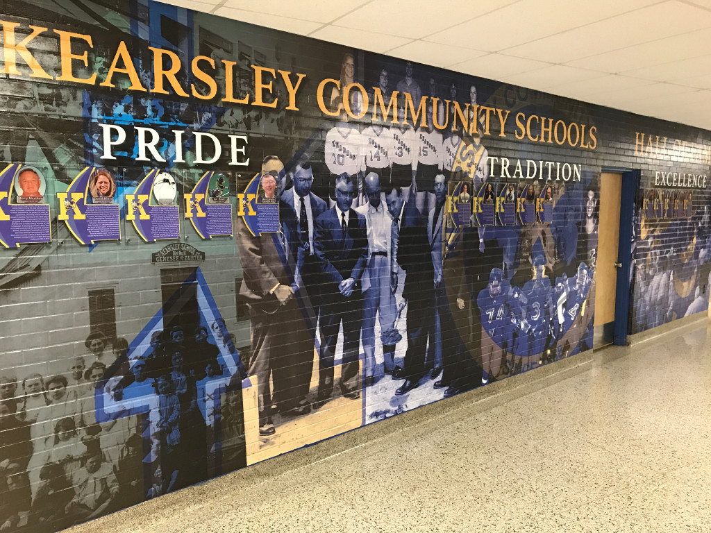 Kearsley Community Schools announces Hall of Fame Class of 2018