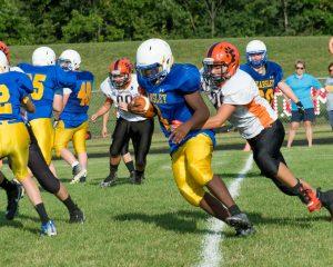 Freshmen Football vs. Fenton