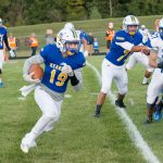 Tommy Plunkey named Flint Metro League Scholar-Athlete of the Month for October