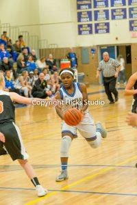 Varsity Girls Basketball vs. Fenton