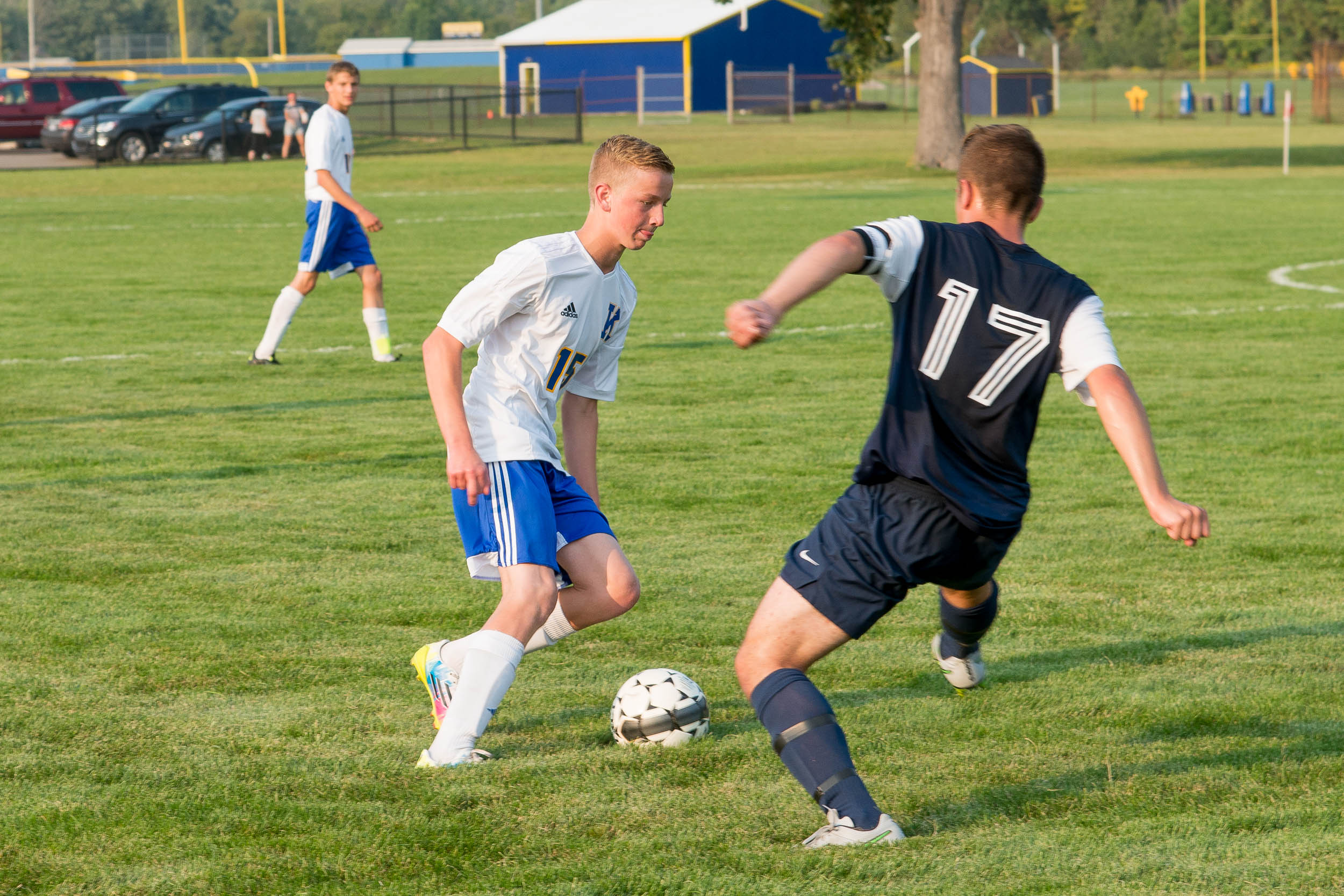 Andy Ruhstorfer named Flint Metro League Scholar-Athlete of the Month