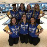 Girls Varsity Bowling beats Flushing 19 – 11