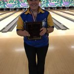 Girls Varsity Bowling finishes 1st place at Conference Singles Tournament @ Colonial Lanes