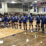 Kearsley Varsity Volleyball vs Lakeville