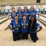 Girls Varsity Bowling finishes 3rd place at Metro Conference Championship Tournament