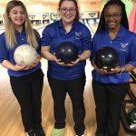 Girls Varsity Bowling beats Holly 30 – 0