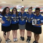 Girls Varsity Bowling finishes 4th place at Carman Ainsworth Singles Tournament as Girls Dominate Qualifying