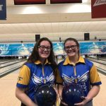 Girls Varsity Bowling Dominates Conference Singles Tournament as Emilea Sturk Wins Title!
