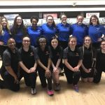Girls Varsity Bowling Wins Best of the Best Tournament Over Flushing