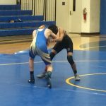 Wrestling to Upper State