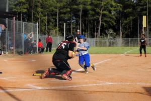 Varsity Softball 4/9/15