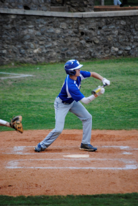 Varsity Baseball 4/9/15