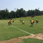 Wolverines Compete at Laurens