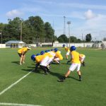 Wolverines Open Camp