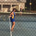 Whitmire High School Girls Varsity Tennis beat Newberry High School 7-0