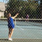 Tennis at Fox Creek Postponed