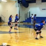 Volleyball falls to Newberry