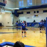 Whitmire High School Girls Varsity Volleyball falls to Calhoun Falls High School 1-3