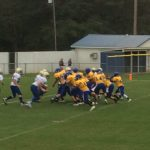 Whitmire High School Junior Varsity Football falls to Lewisville High School 16-18