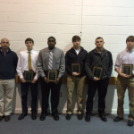 TD Club Honorees