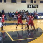 Whitmire High School Boys Junior Varsity Basketball falls to McCormick Middle 29-39