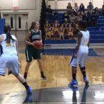 Whitmire High School Girls Varsity Basketball falls to Brashier Middle College 20-36
