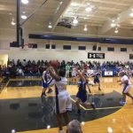 Whitmire High School Girls Varsity Basketball falls to Newberry Academy 33-22