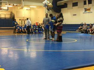 Wrestling Senior Night