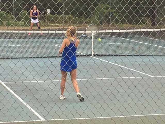 Tennis Try-outs