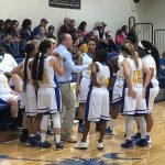 Whitmire High School Girls Varsity Basketball beat Great Falls High School 32-25
