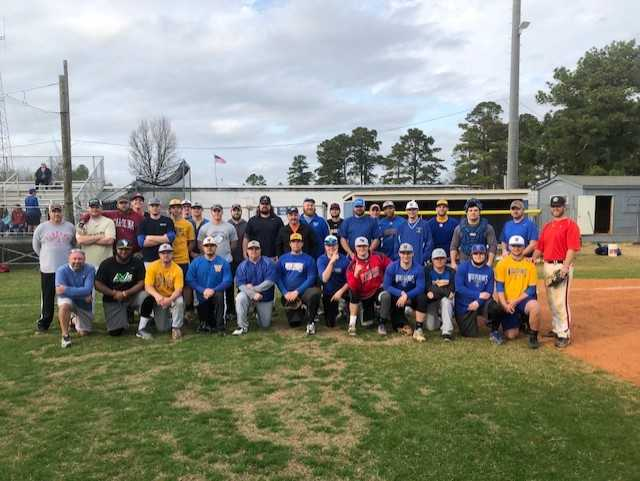Baseball Alumni Game a Success