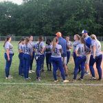 Girls Varsity Softball falls to McBee 15 – 5 in Upper State Playoffs